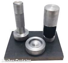 Draperie Rideau Passe-Fil Œillet #12 Main Setter & Perforatrice Kit D'Outils