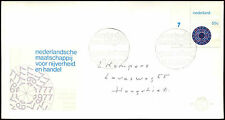 Netherlands 1977 Society For Indutry & Commerce FDC First Day Cover #C22156