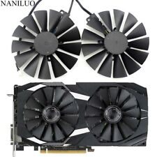 Cooling Fan For ASUS STRIX RX470 RX570 RX580 GTX 1050Ti GTX 1070 FDC10M12S9-C