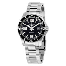 Longines HydroConquest Stainless Steel Mens Watch L3.640.4.56.6