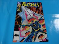 Batman # 466 issue DC Comic book Bronze 1st print