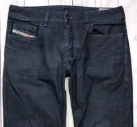Mens DIESEL Zatiny Jeans W32 L30 Blue Bootcut Wash 0088Z