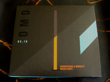Slip CD Double: OMD : Architecture & Morality - Dazzle Ships Live At RAH 2016