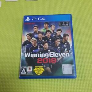 PS4 Winning Eleven 2018 70054 Japanese ver from Japan