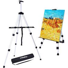 Folding Artist Painter Telescopic Studio Easel Tripod Display Stand Art Supplies