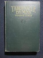 Tabernacle Hymns: Number Three [Hardcover]