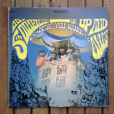 "THE 5TH DIMENSION ""UP, UP, AND AWAY"" SCS92000 (1967) Soul City Psych 12"" LP EX"