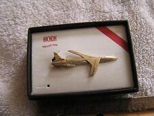 Vintage Hickok Tie Clip USAF Snark Aircraft Original Box