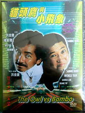 Owl Vs Bombo (RARE New* R0 DVD)  Michelle Yeoh Sammo Hung George Lam Deanie Yip