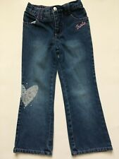 NWT Barbie Avenue Denim Embroidered Jeans 5