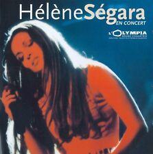 Hélène SEGARA - En concert à l'Olympia - 2 CDs live + 5 titres inédits !