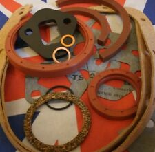 One New Lotus Elan Ford Lotus Cortina MK 1 Conversion-Bottom end GASKET Set