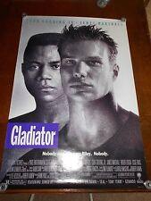 GLADIATOR(1992)CUBA GOODING JR ORIGINAL ONE SHEET POSTER+