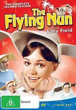 Flying Nun : Season 2 (DVD, 2015, 4-Disc Set) New/Sealed Region 4