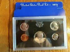 1972 U.S. COIN PROOF SET S MINT DEEP CAMEO IN ORIGINAL BOX