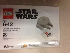 LEGO Star Wars Millenium Falcon Mini - 20 Pieces NEW Ages 6-12