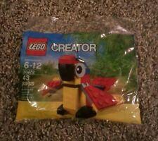 LEGO Creator Mini Build 30472 Parrot Polybag 43pcs New Sealed free shipping