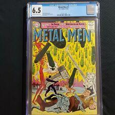 Metal Men #1 CGC 6.5! 1963 ~ Great early MM ~ Beautiful Book!