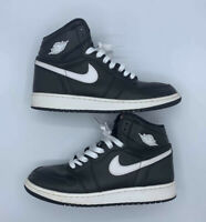 Nike Air Jordan 1 Retro High OG Black White Ying Yang 575441-011 Sz 6y 7.5 Women