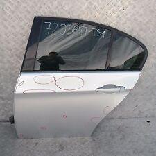 BMW er 3 E90 LCI Fahrerseite Tür hinten links Titansilber Silber Metallic 354