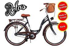 26 pollici donna Amsterdam bicicletta citybike cityrad damenrad classica vintage retrò