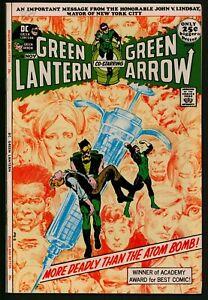 Green Lantern #86 DC Comics VFN Glossy cents Classic Neal Adams art