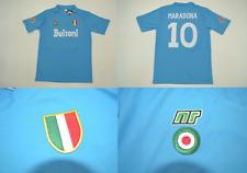 napoli 1987 1988 shirt jersey maradona home playera chamarra napoles