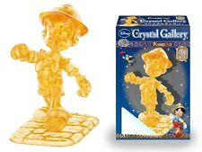 New Disney Crystal Gallery 3D puzzle Pinocchio