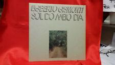 """DISCO 33 giri - """"    Egberto Gismonti – Sol Do Meio Dia  - 1978 . germany"""