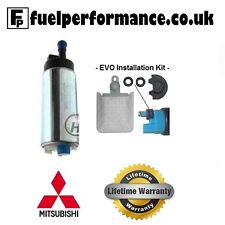 NEW HFP 255LPH Intank Fuel Pump+Install Kit - MITSUBISHI EVO EVOLUTION 4G63 GSS3