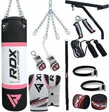 RDX 17pc Stück Damen 122cm/152cm Gefüllt UFC Sandsack Frauen Handschuhe klammer