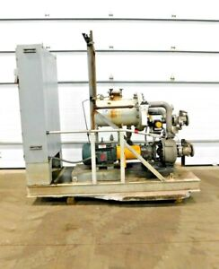MO-4011, BG-WSA AUTOMATIC BALL CLEANING SYSTEM FOR TUBE HEAT EXCHANGERS