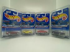 Hot Wheels Diecast Cars New in Box Nib Most in Protecto-Paks