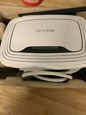 TP-Link TL-WR841N 300mbps Wireless N Router With Power/Ethernet Cable