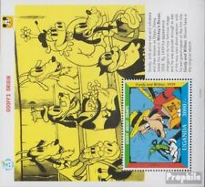 uganda block174 (complete issue) unmounted mint / never hinged 1992 Walt-Disney-