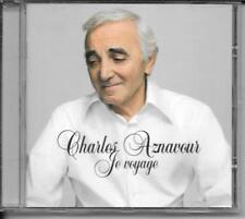 CD ALBUM 12 TITRES--CHARLES AZNAVOUR--JE VOYAGE--2003