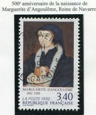 TIMBRE FRANCE OBLITERE N° 2746 MARGUERITTE ANGOULEME