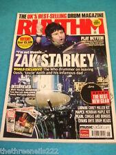 RHYTHM - ZAK STARKEY - JUNE 2009