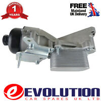 OIL FILTER COOLER HOUSING FITS PEUGEOT 307 208 308 CITROEN C2 C3 1.6 HDI 1685820