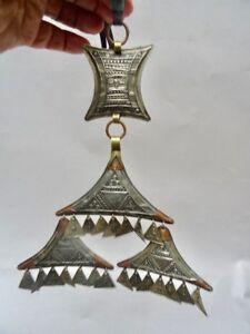 Copripiumino Donne Touareg Aria Niger Head Ornamento Stanford Museo