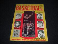 Tommy Kay's Book of Pro Basketball 1975 Havlicek, Jabbar ,Frazier, Haywood