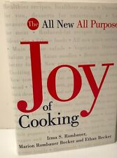 Rombauer All New All Purpose JOY OF COOKING Cookbook 1997 Excellent
