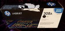 HP Q2670A - 308A BLACK TONER 3500  Box has cosmetic tear see pic GENUINE SEALED