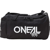 Oneal MX  TX 2000 Gym Training Bag Motocross Gear Carry Pack Black Duffle