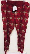 Men's Alex Stevens Reindeer Pants Size XL! New With Tags!