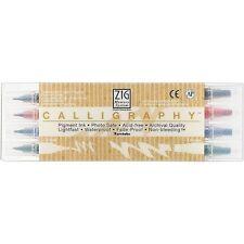 ZIG Memory System Calligraphy Pen Set of 4