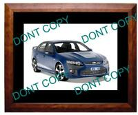 2008 FORD FPV GT-P (PURPLE) LARGE A3 PHOTO 1