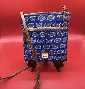 Dooney and Bourke University of Florida Gators crossbody purse Excellent!