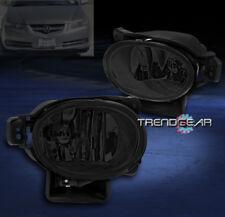 2007-2008 ACURA TL BASE TYPE-S FRONT BUMPER DRIVING FOG LIGHT LAMP SMOKE W/BULB