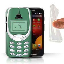 Accessoires Nokia Motorola Moto E pour téléphone portable et assistant personnel (PDA)